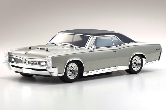 Kyosho Rekindles a Classic: Fazer Mk2 1967 Pontiac GTO