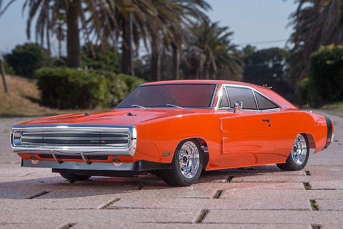 Retro Muscle Reborn: Kyosho Fazer Mk2 1970 Dodge Charger