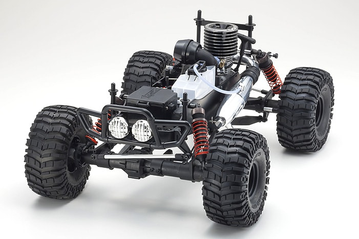 Kyosho Foxx 2 Fuel-powered - Chassis