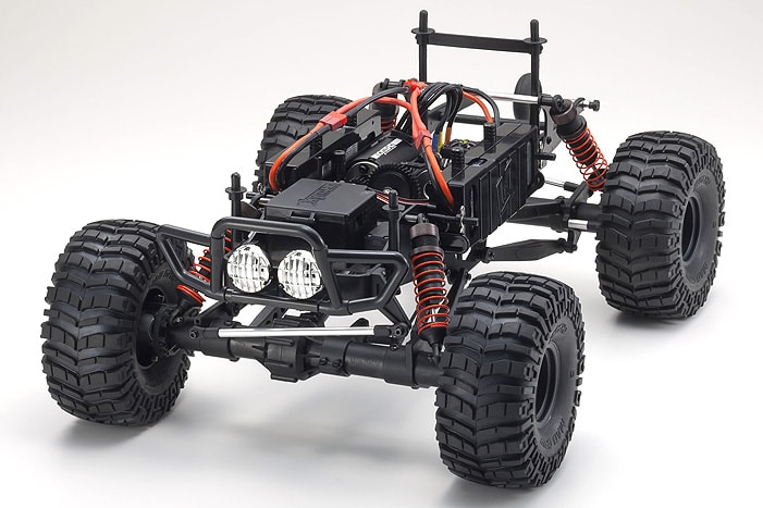 Kyosho Foxx 2 VE - Chassis