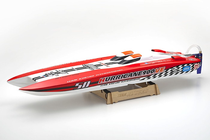 Rip up the Water with Kyosho's Hurricane 900VE