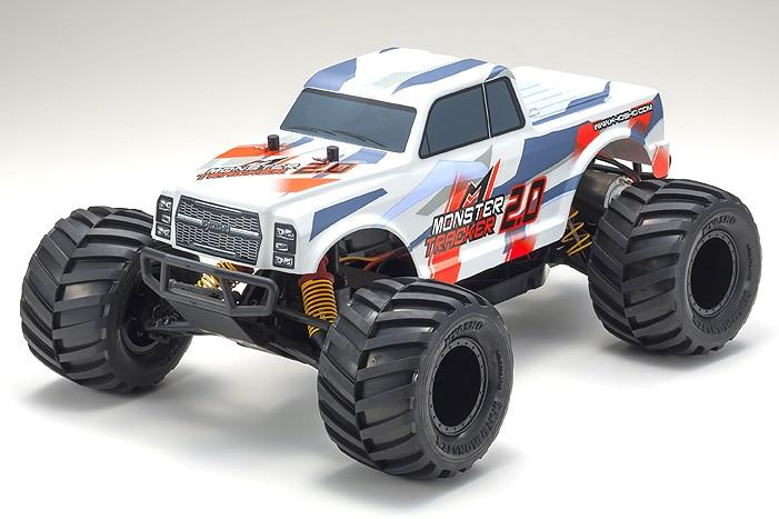 Kyosho Monster Tracker 2.0 RTR Monster Truck