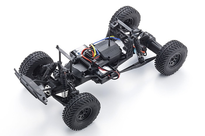 Kyosho Outlaw Rampage - Chassis