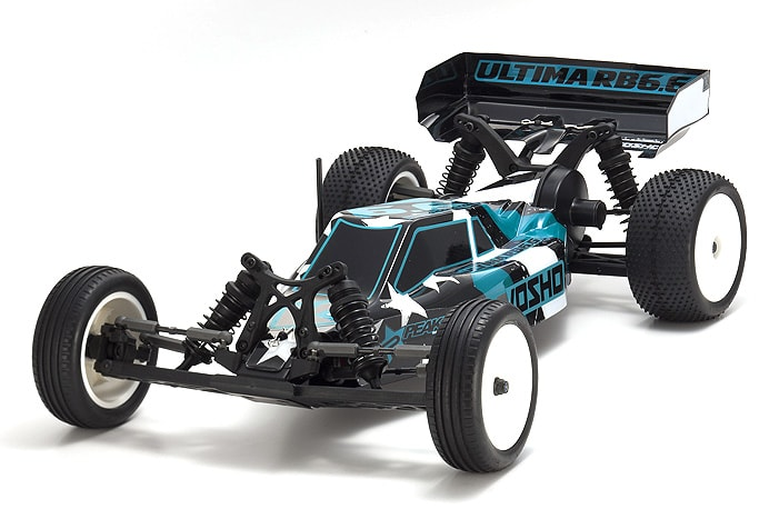 Kyosho's Ultima RB6.6 Readyset R/C Buggy