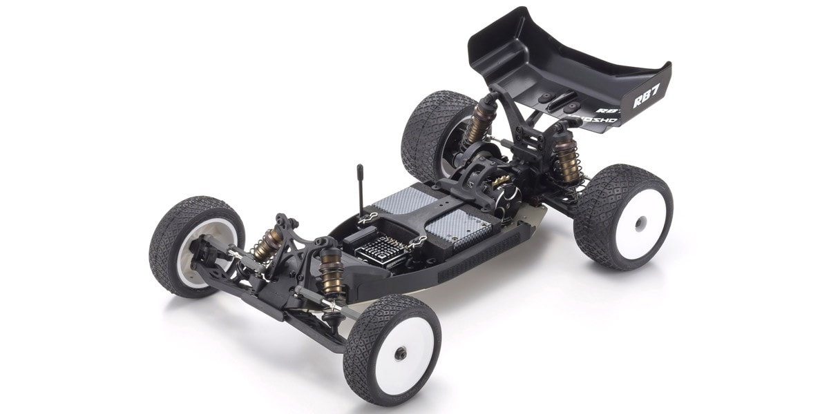 Kyosho Ultima RB7 2wd Buggy - Chassis