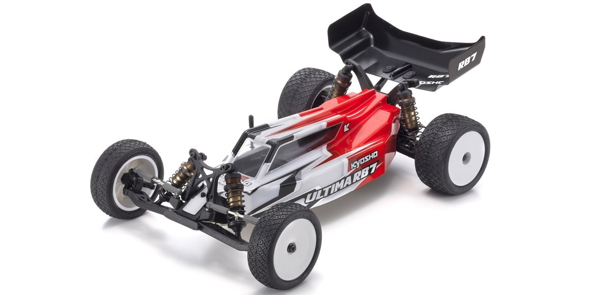 Kyosho Ultima 2wd, 1/0-scale Buggy Kit
