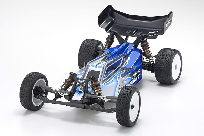 Kyosho Ultima RB7SS Stock Spec Competition Buggy