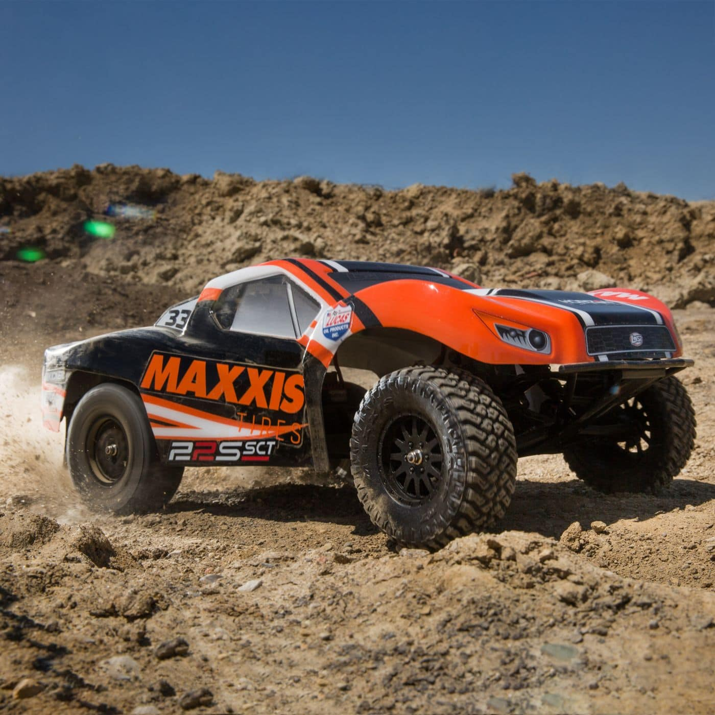 See it in Action: Losi 22S R/C Short Course Truck