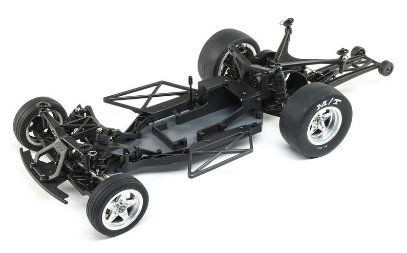 Build Your Dream Dragster with Losi's 22S No Prep Drag Car Roller