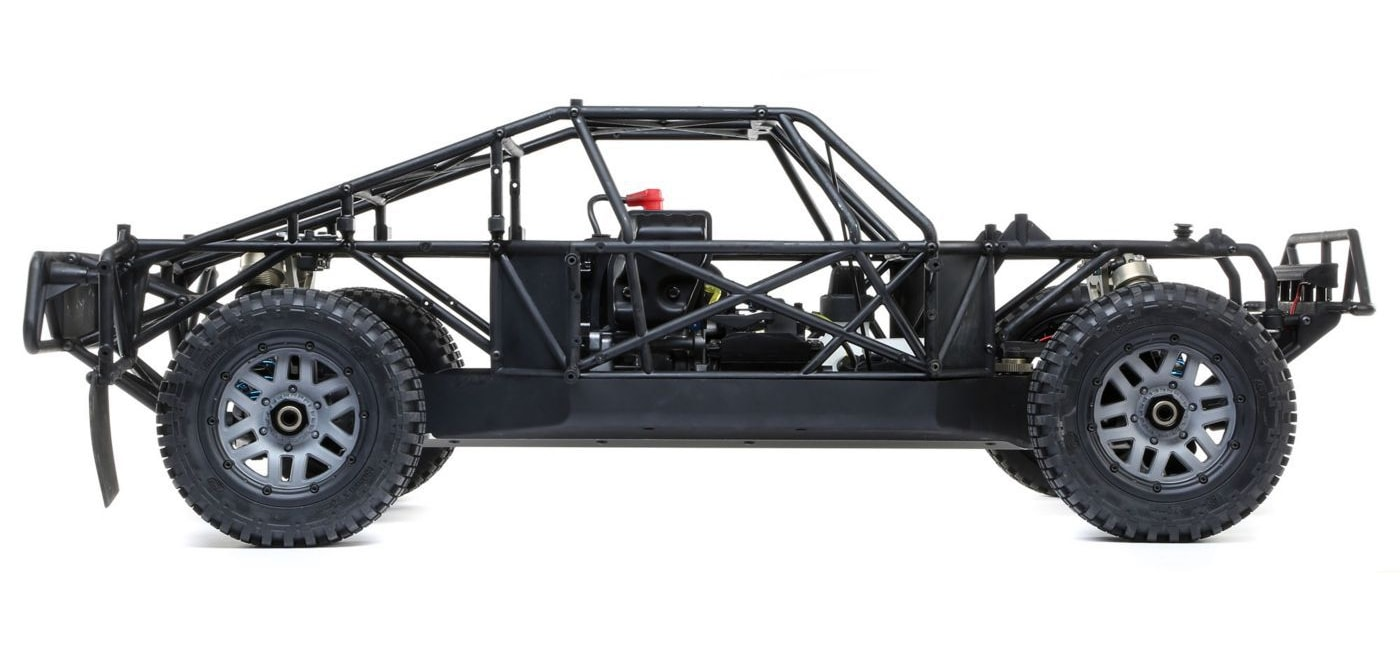 Losi 5ive-t 2 Short Course Truck - Chassis Side