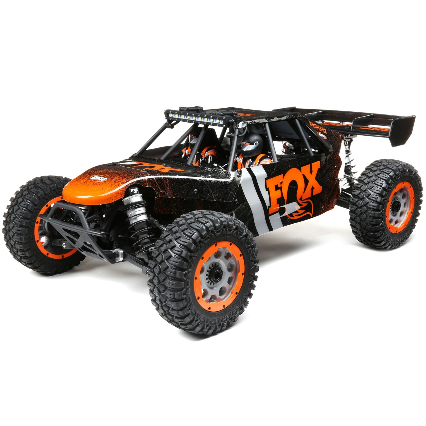 Losi's Latest Large-scale Creation: The DBXL-E 2.0 Desert Buggy