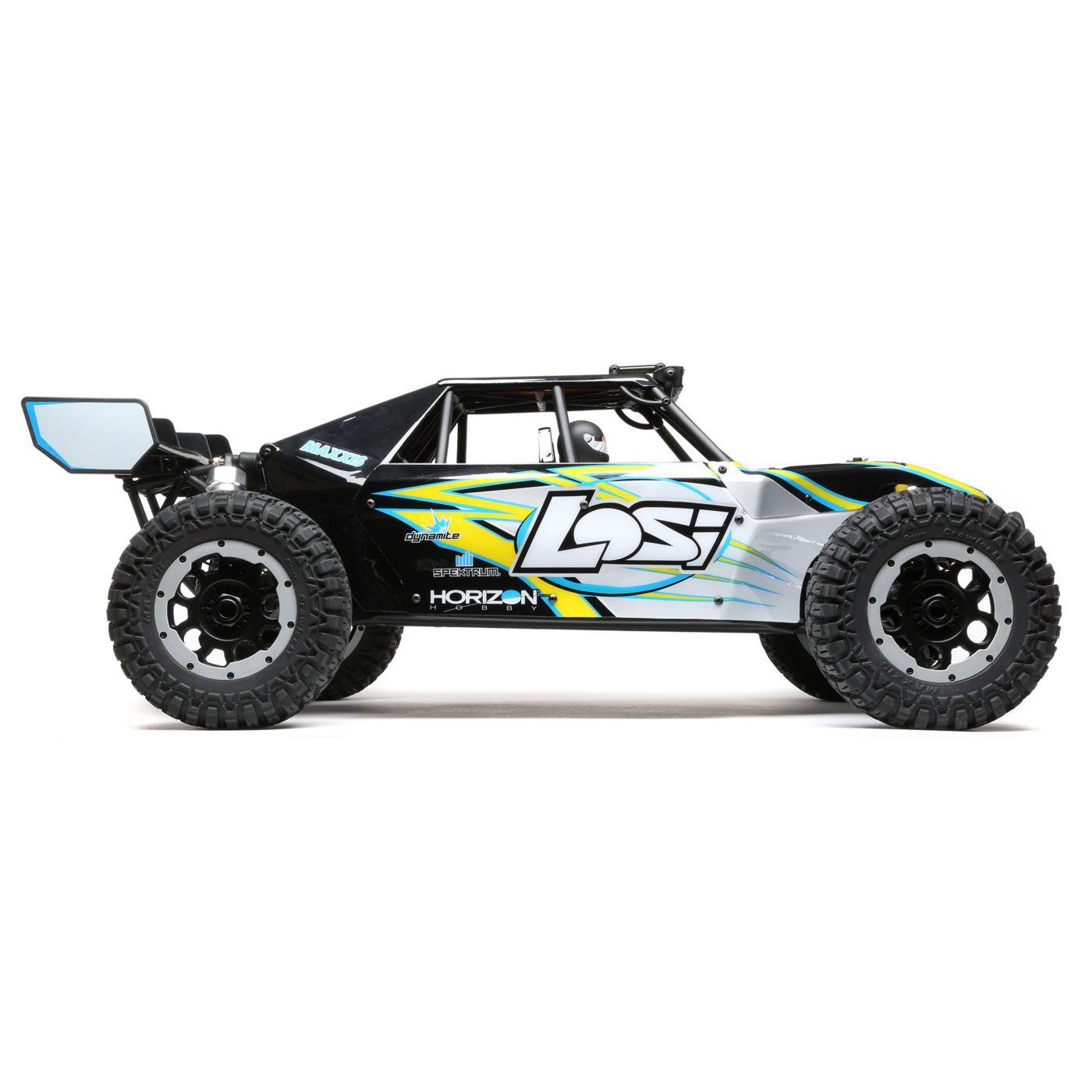 Losi Desert Buggy XL-E - Side
