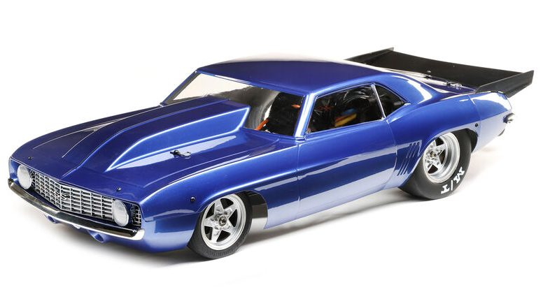Set the Dragstrip on Fire with Losi's '69 Camaro 22S No Prep Dragster