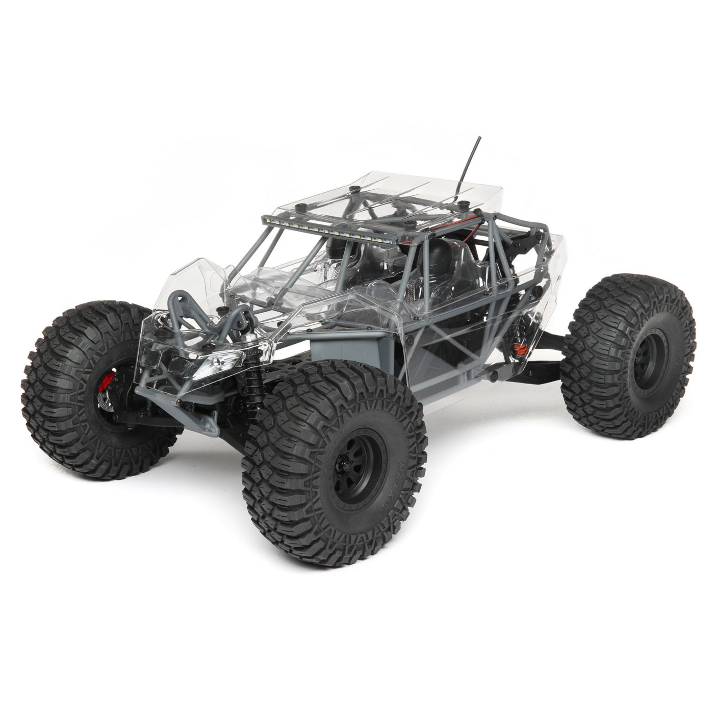 For Those About to Build (and Rock): Losi Launches the Rock Rey Kit