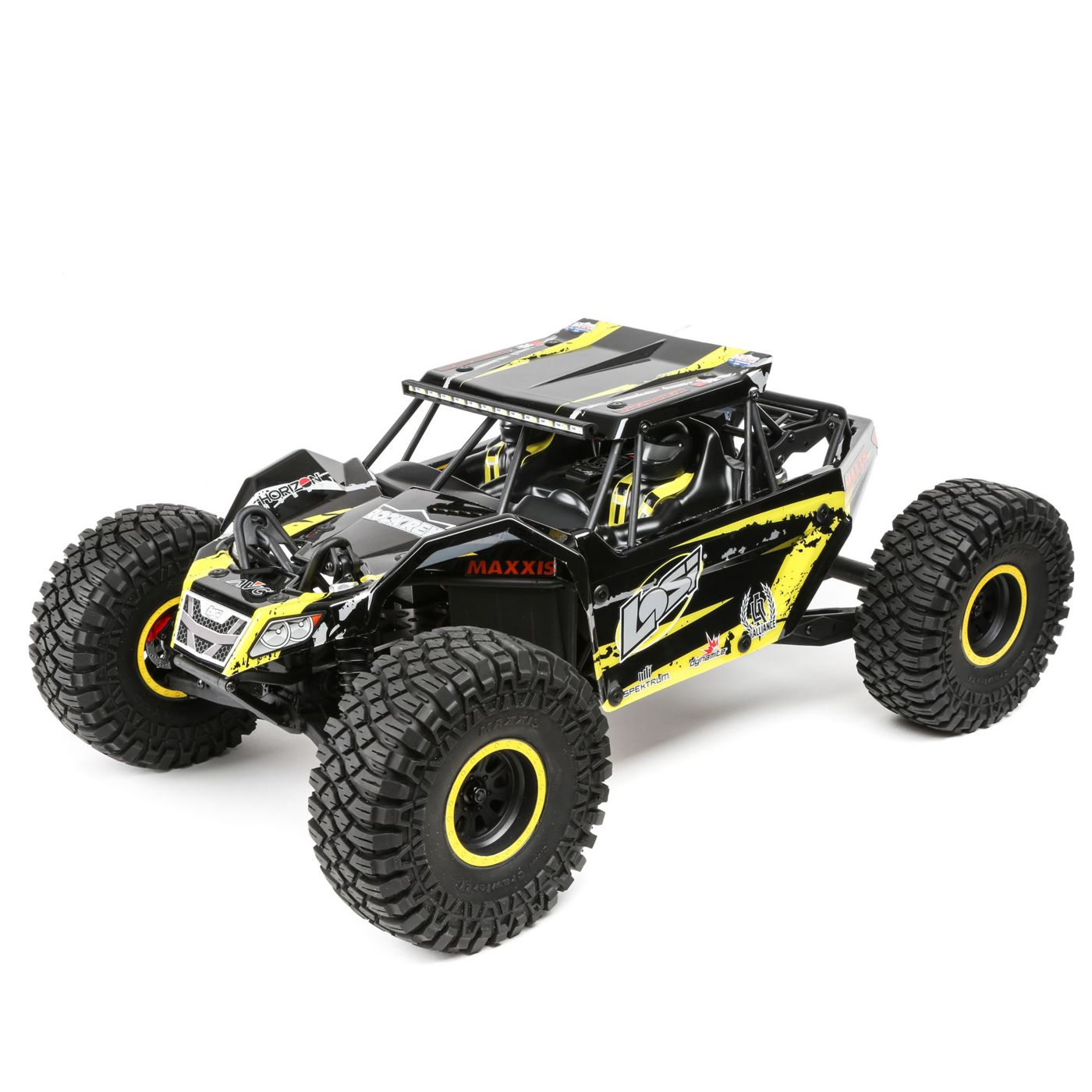 Losi Announces the 1/10 Rock Rey R/C Rock Racer