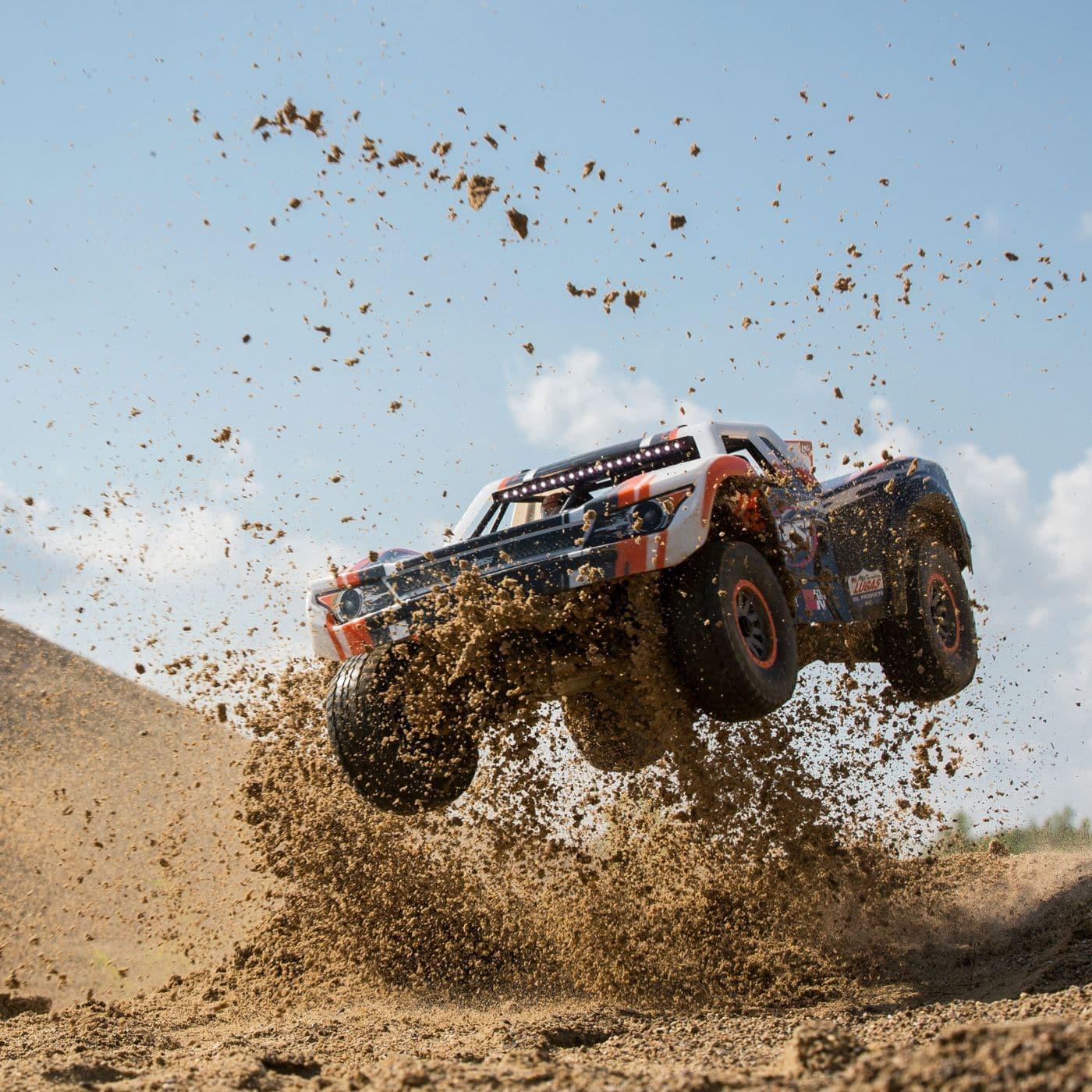 Losi Super Baja Rey BND - Muddy
