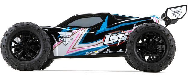 A Bang-For-Your-Buck Basher from Losi: The TEN MT Monster Truck