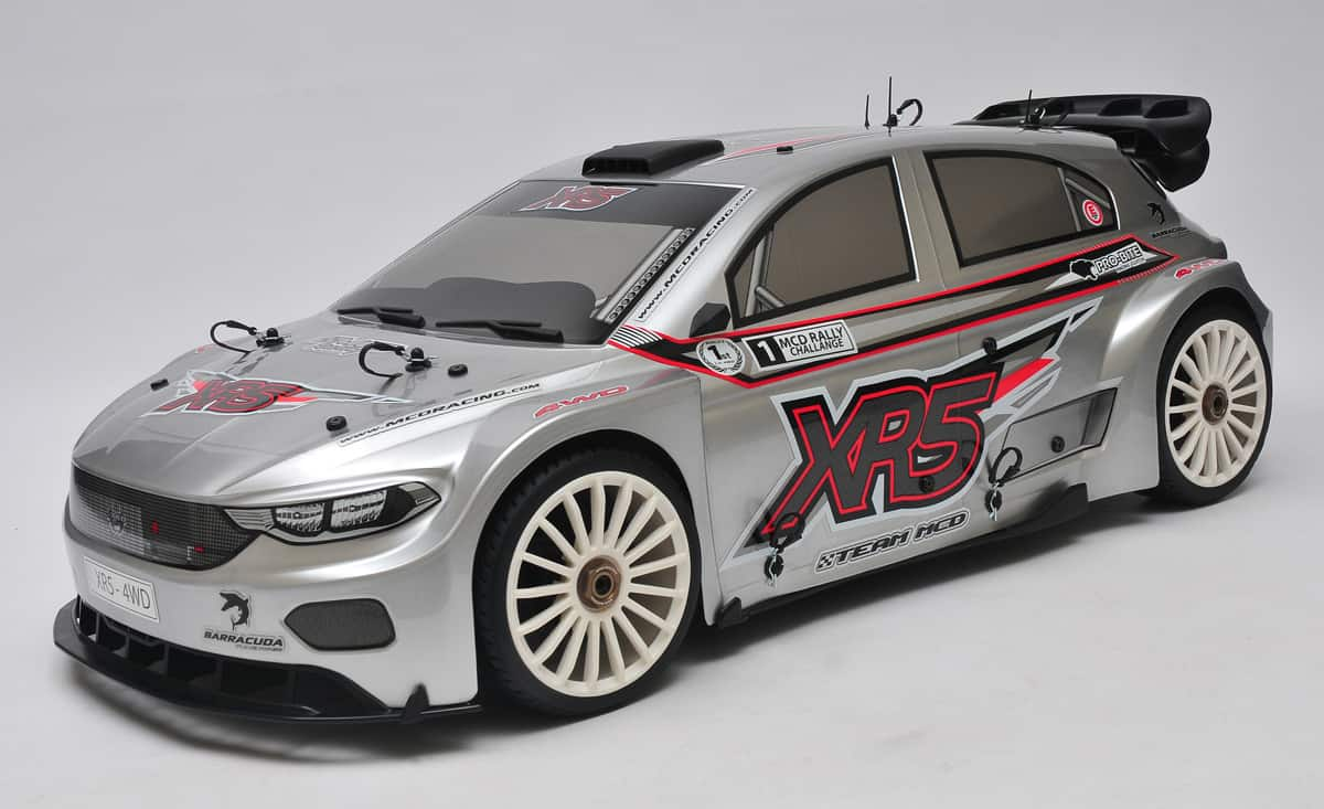 MCD Racing's XR5 Max Rally Car