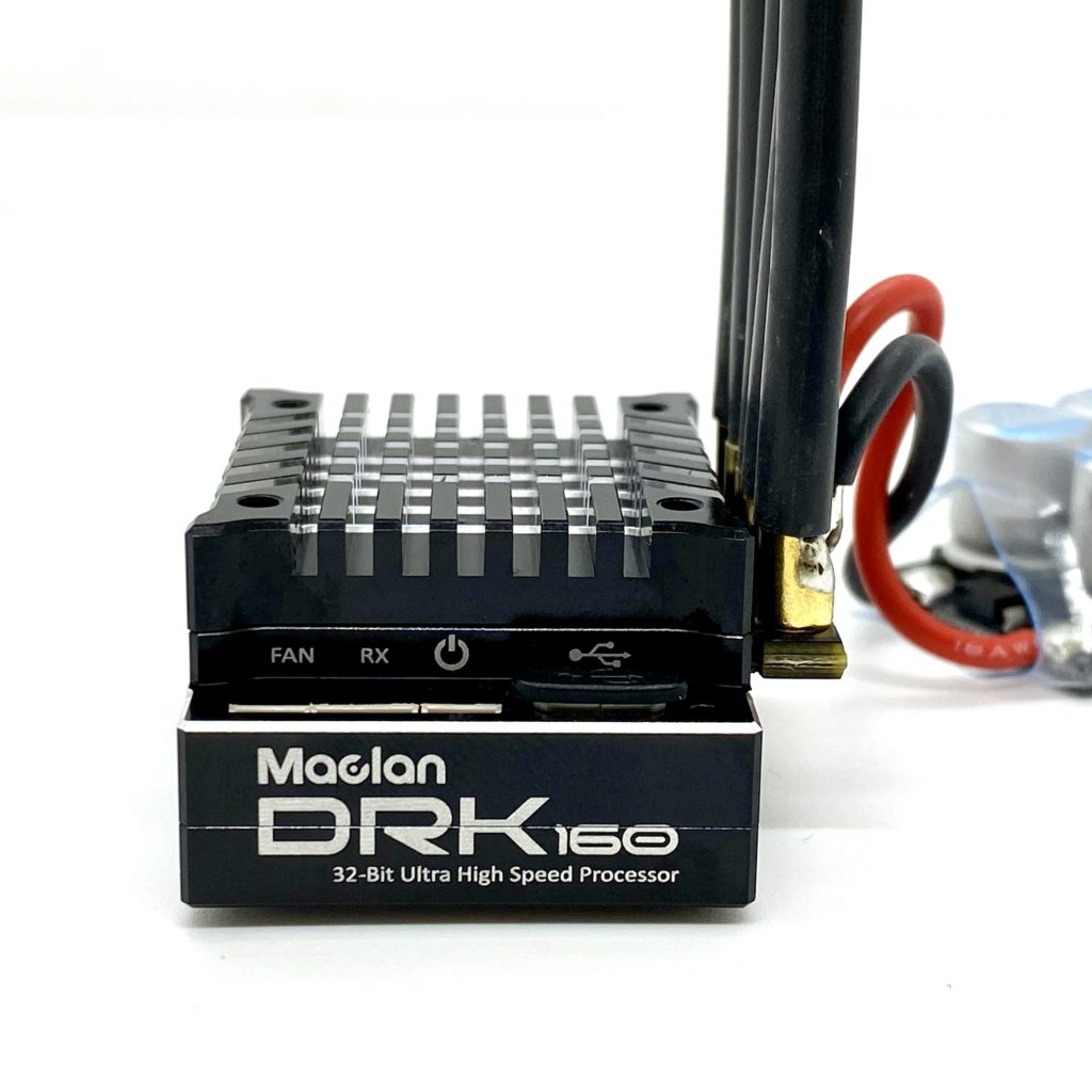 Rev-Up Your R/C Dragster with Maclan's DRK 160 Drag Race ESC