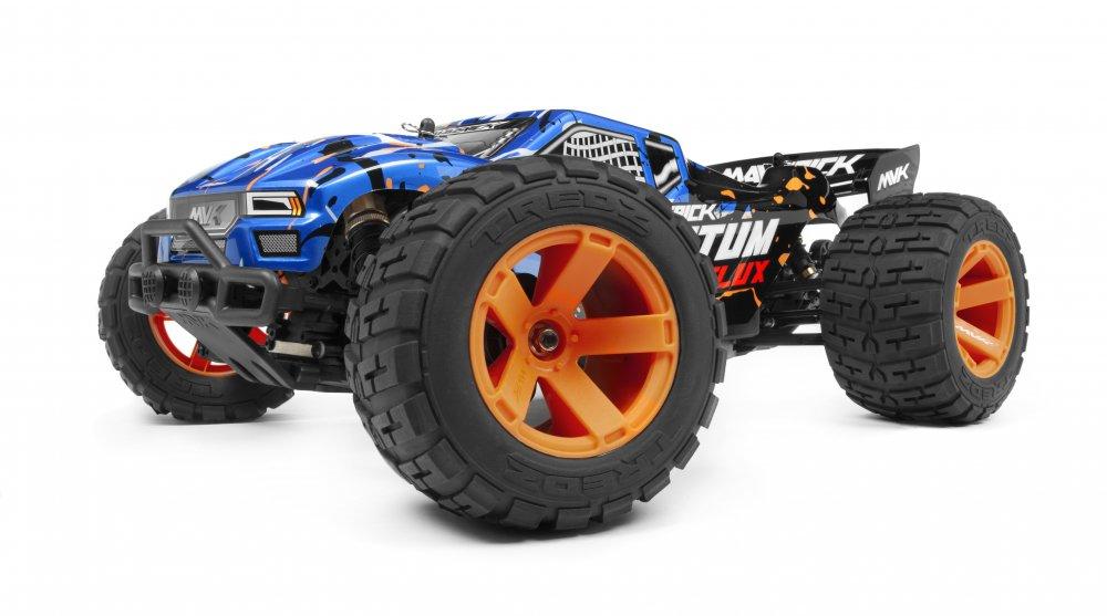 Maverick RC Quantum XT Flux Brushless Speed & Stunt Truck