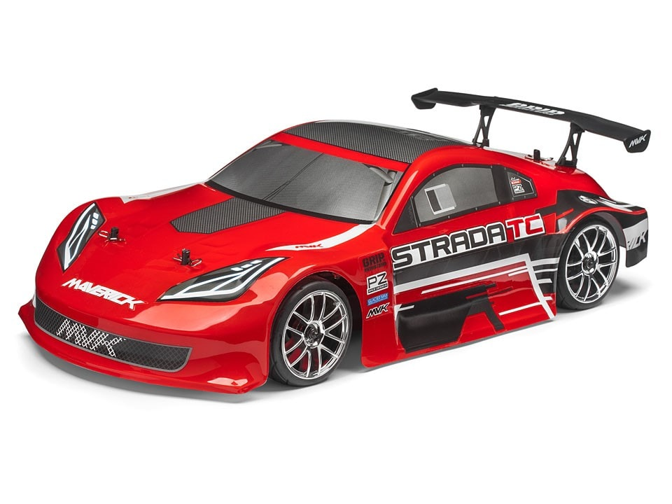 Maverick Strada Red TC Touring Car