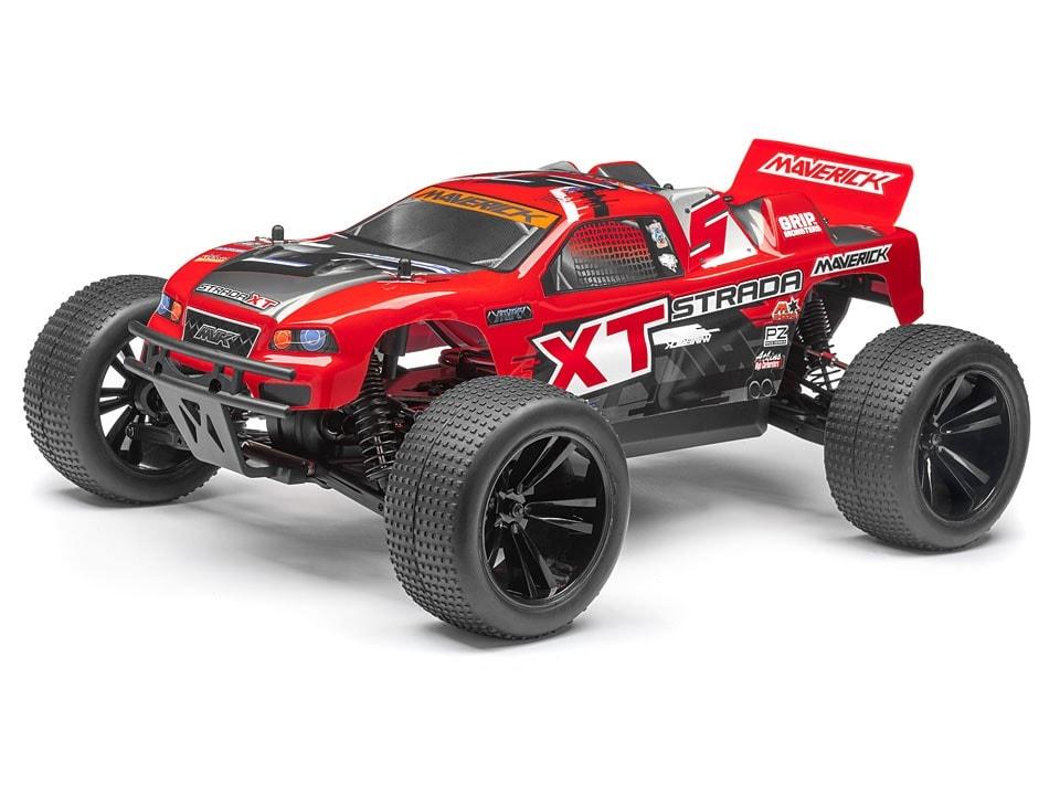 Maverick Strada Red XT Stadium Truck