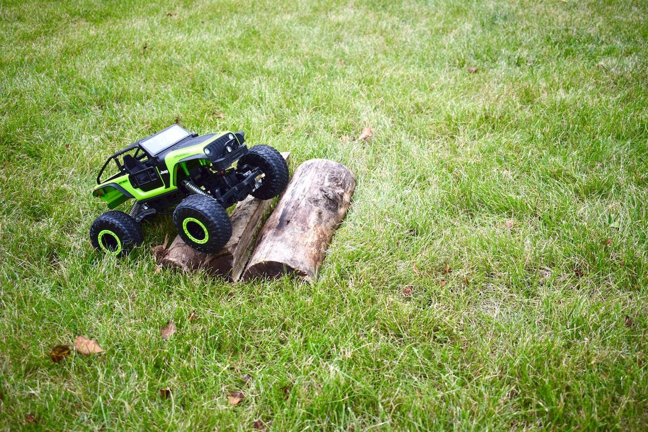 New Bright DashCam Jeep Trailcat - Logs