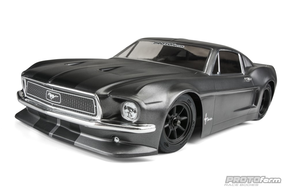 Relive the Glory Days with PROTOform's '68 VTA Ford Mustang Body