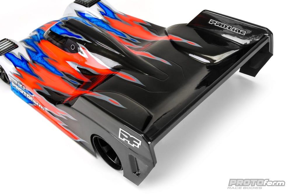 PROTOform BMR 12DOT1 Race Car Body - Rear