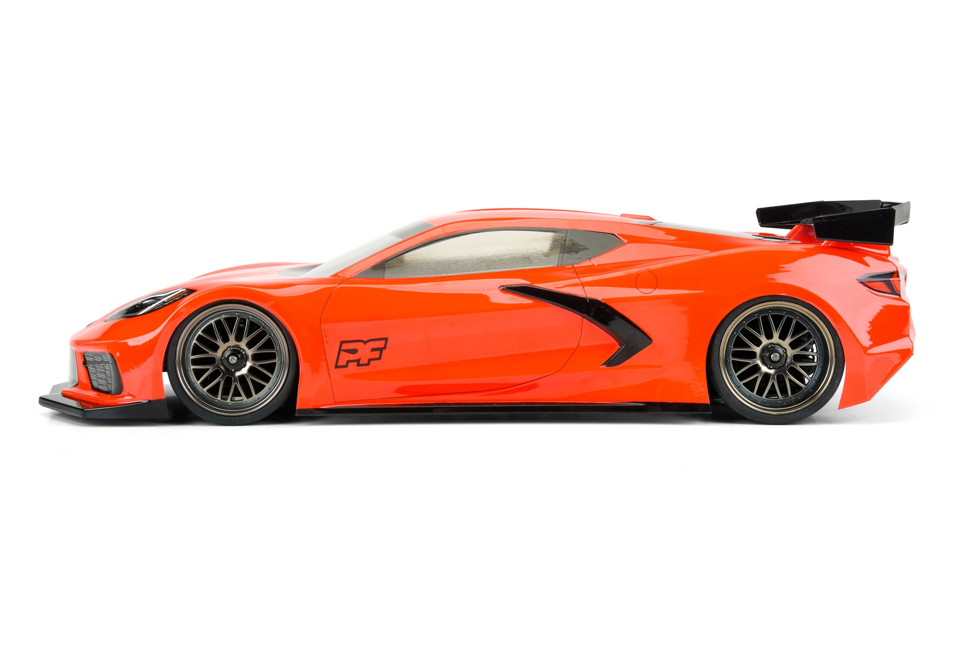PROTOform Chevrolet Corvette C8 Body - Side