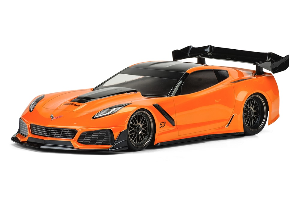 Rule the Road with PROTOform's Chevy Corvette ZR1 Touring Car Body