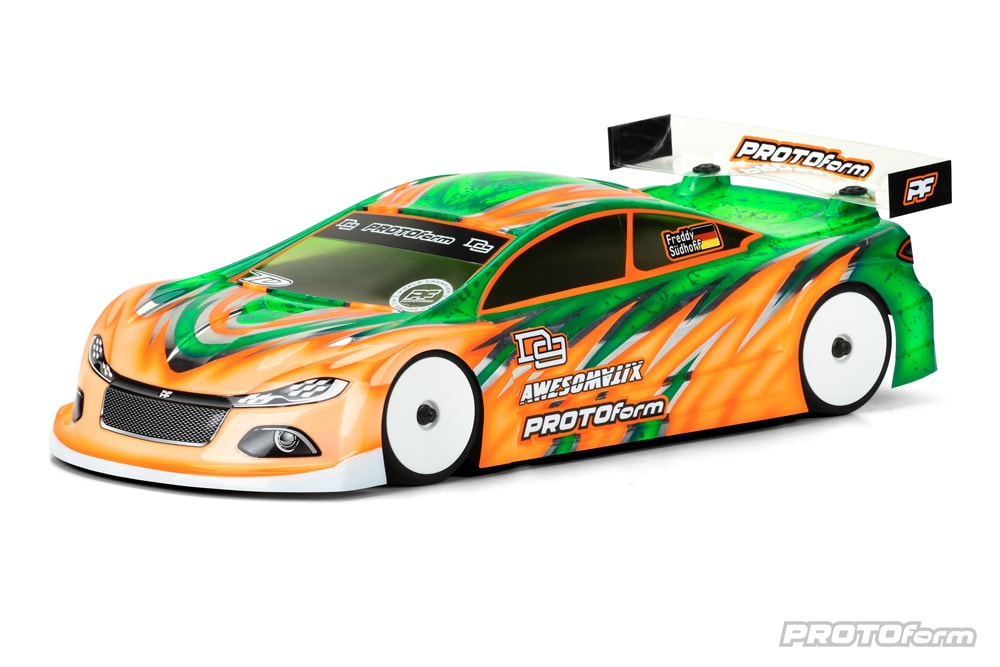 PROTOform's D9 190mm R/C Touring Car Body