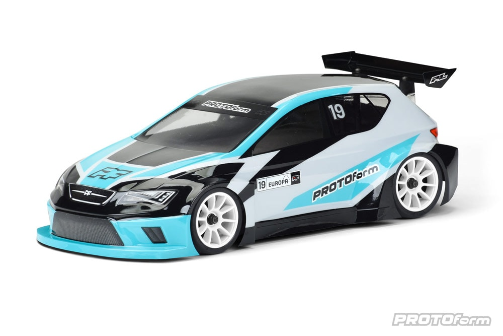 PROTOform Europa M Rally Car Body
