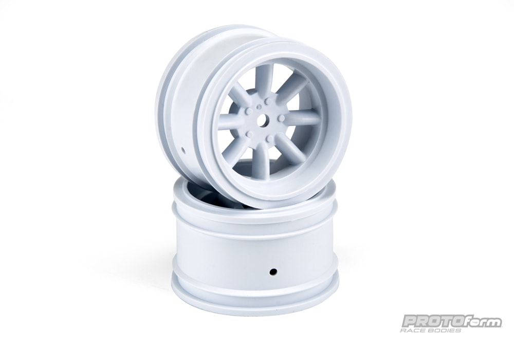 PROTOform VTA Wheels - White