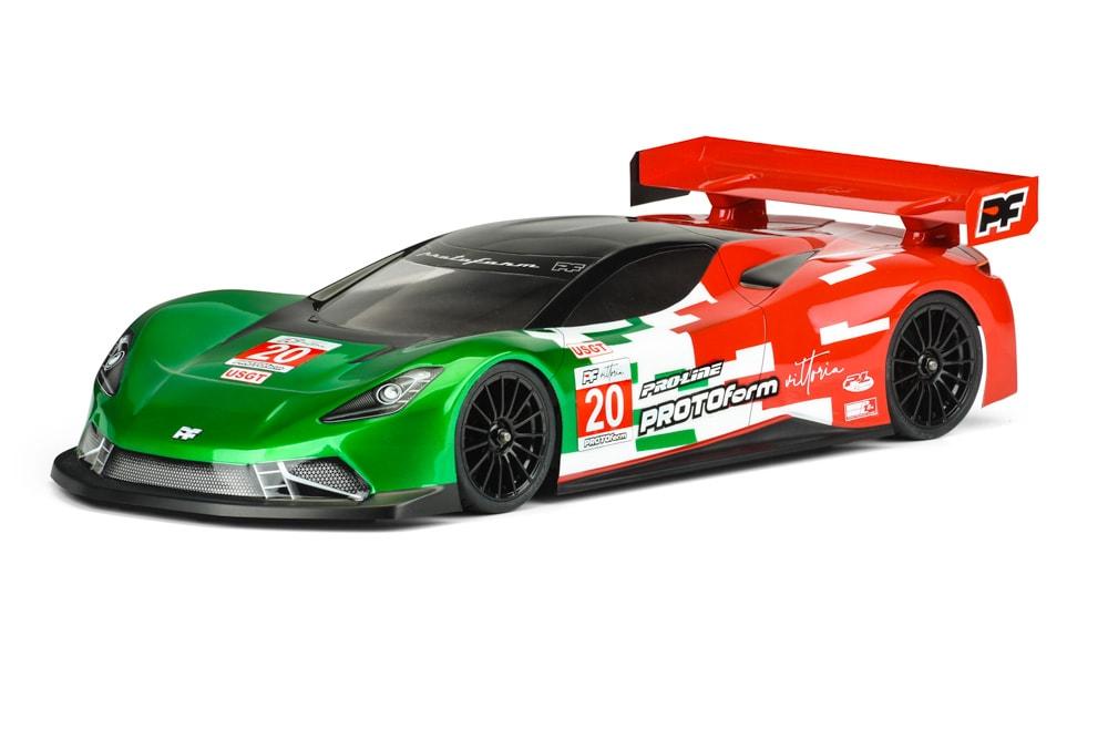 PROTOform Vittoria GT 190mm On-Road R/C Car Body