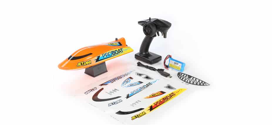 Make a Splash with the Pro Boat Jet Jam Pool Racer