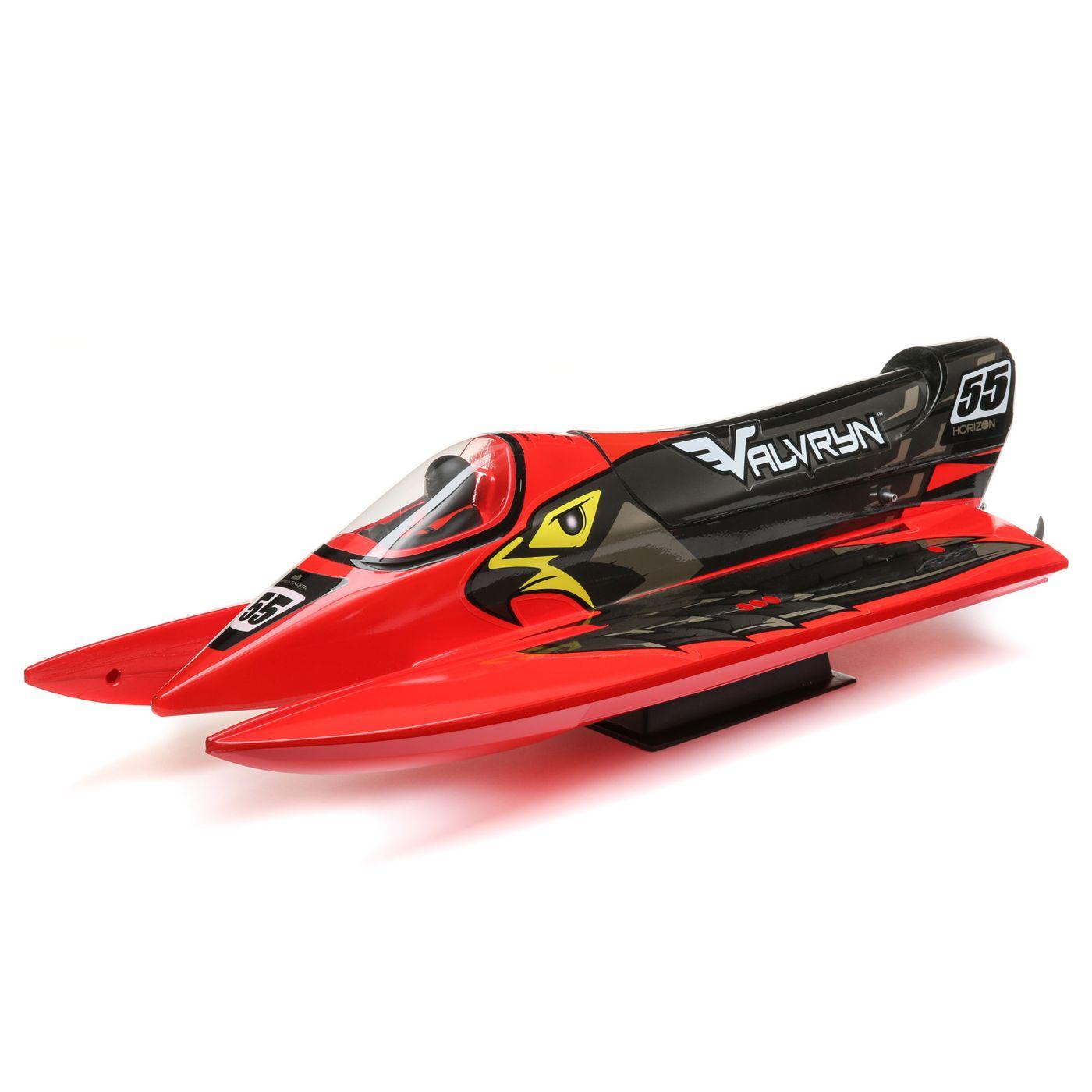"The ""Self-Righting"" Stuff: The Pro Boat Valvryn F1 RTR"
