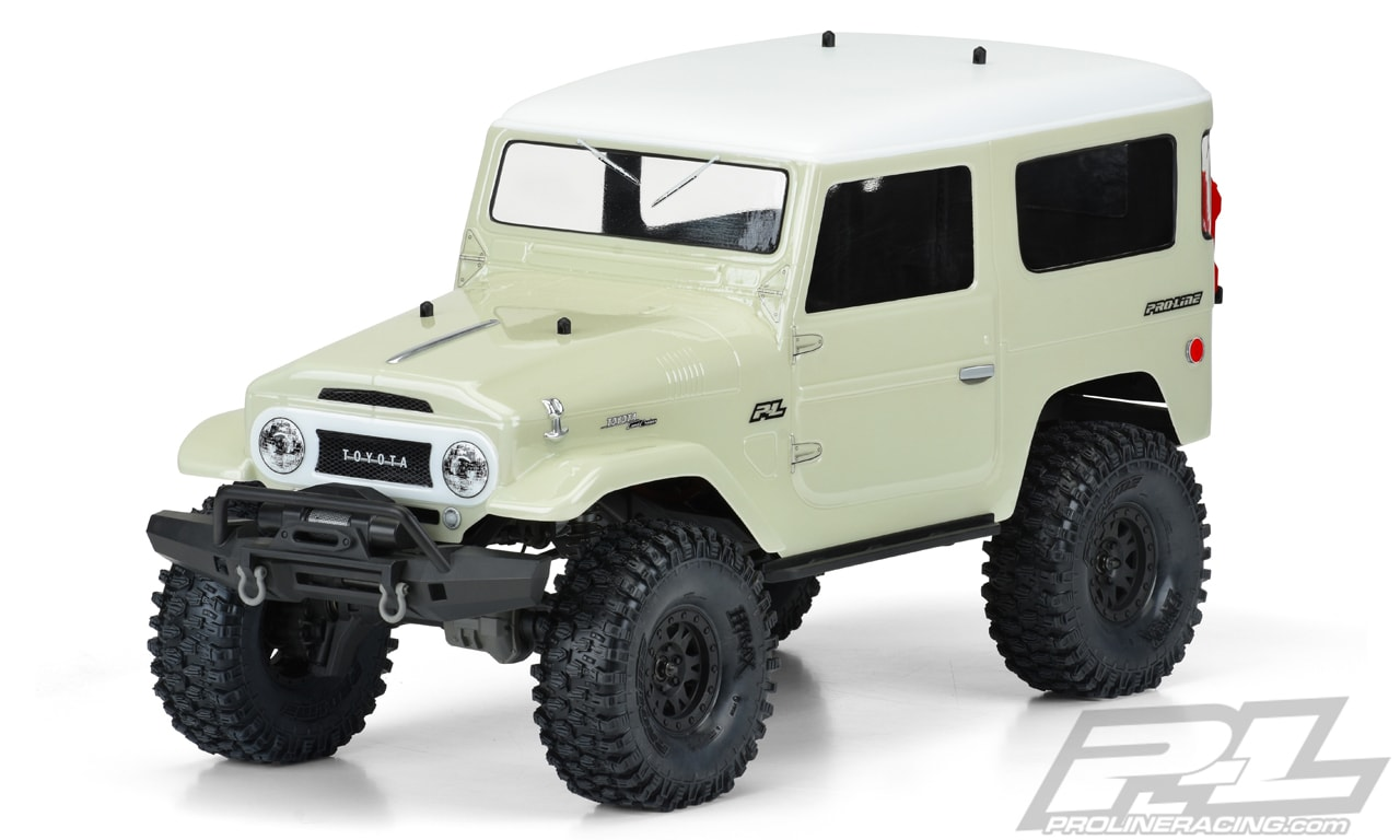 Pro-Line 1965 Toyota Land Cruiser FJ40 R/C Crawler Body