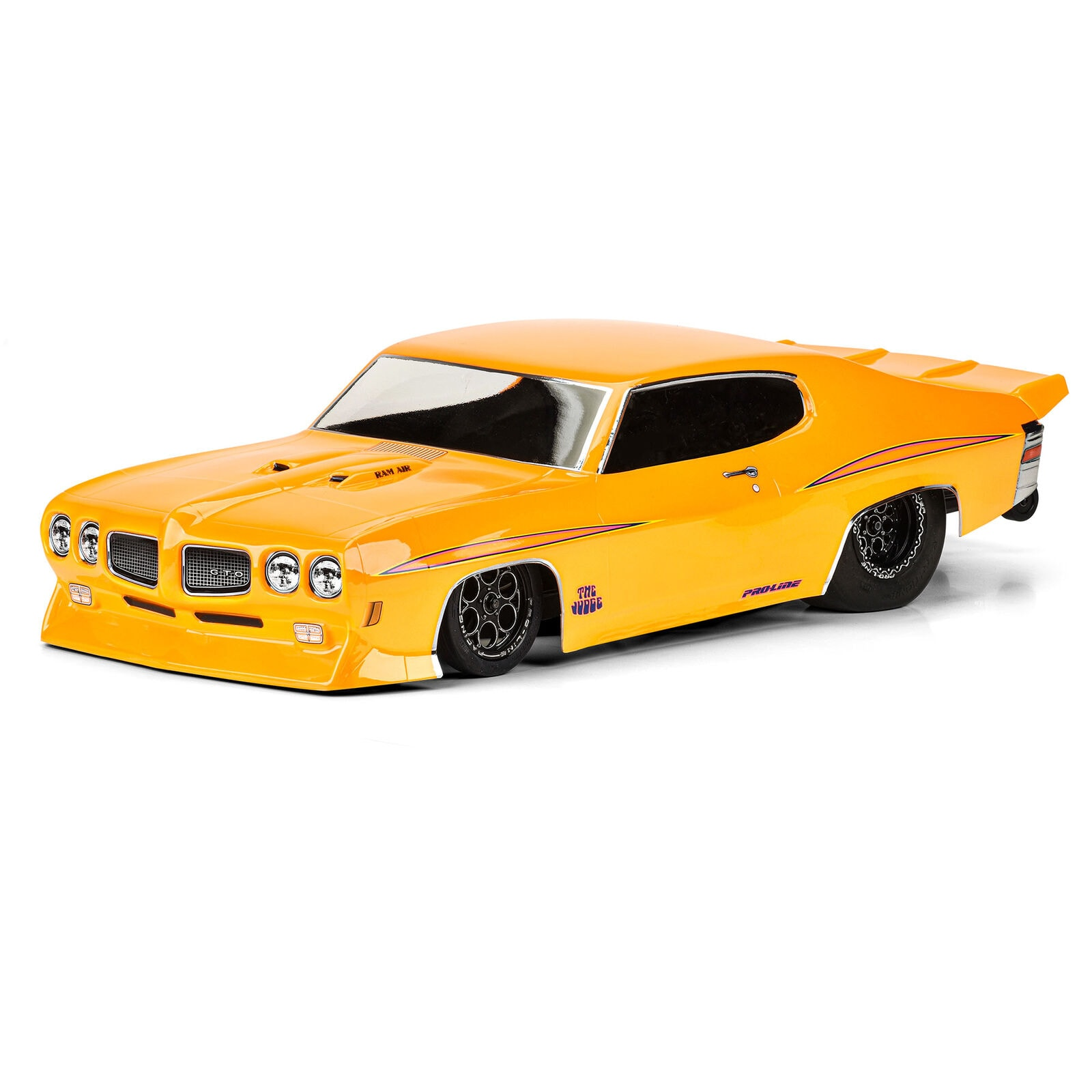 Turn Your R/C Dragster into a Goat with Pro-Line's 1970 Pontiac GTO Judge Body