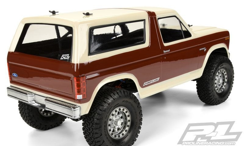 Pro-Line-1981-Ford-Bronco-Scaler-Body-Rear