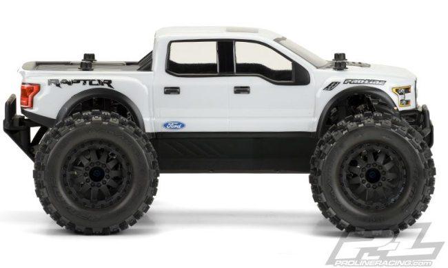 Pro-Line-2017-Ford-F-150-Raptor-Monster-Truck-Body-for-PRO-MT