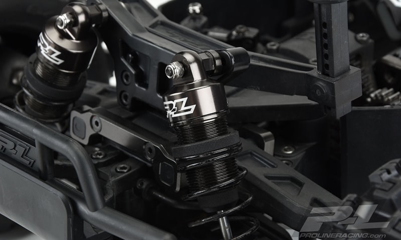 New Aluminum Upgrades for the Pro-Line PRO-MT 4×4