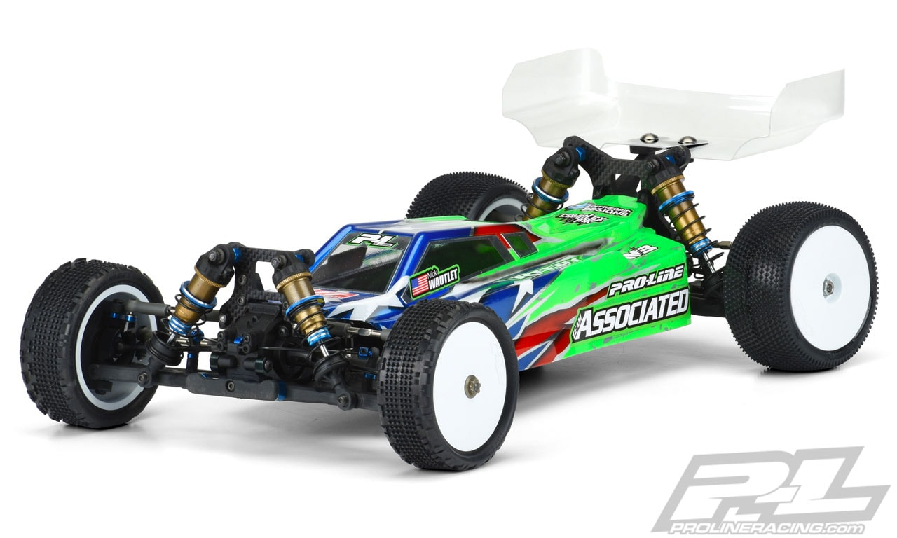 Pro-Line Axis Light Weight Body for the Team Associated B74 Competition Buggy