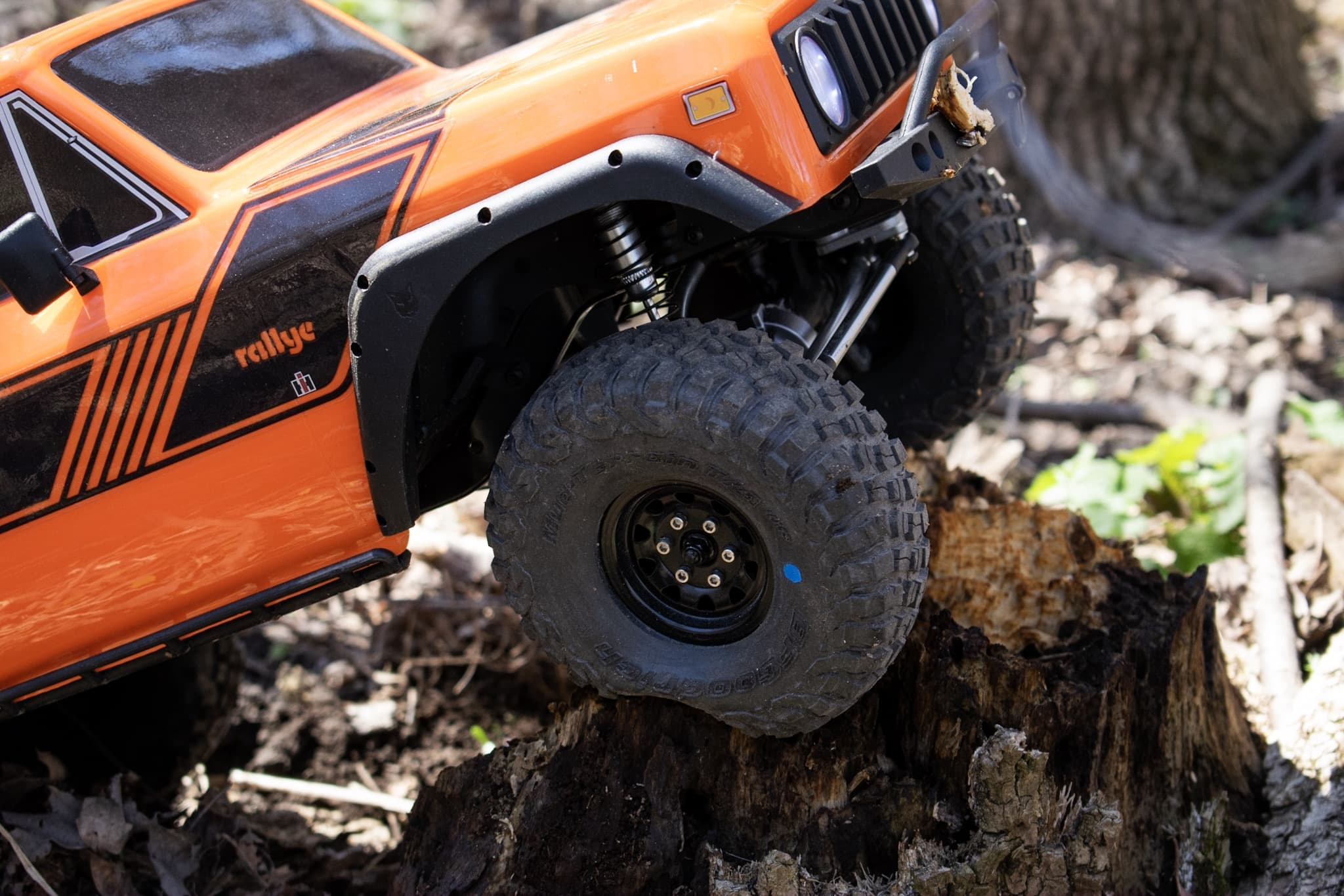 Pro-Line BFGoodrich KM3 Predator Tires - Stump