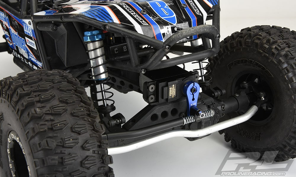 Protect Your Steering Parts with Pro-Line Big-Hit Servo Saver