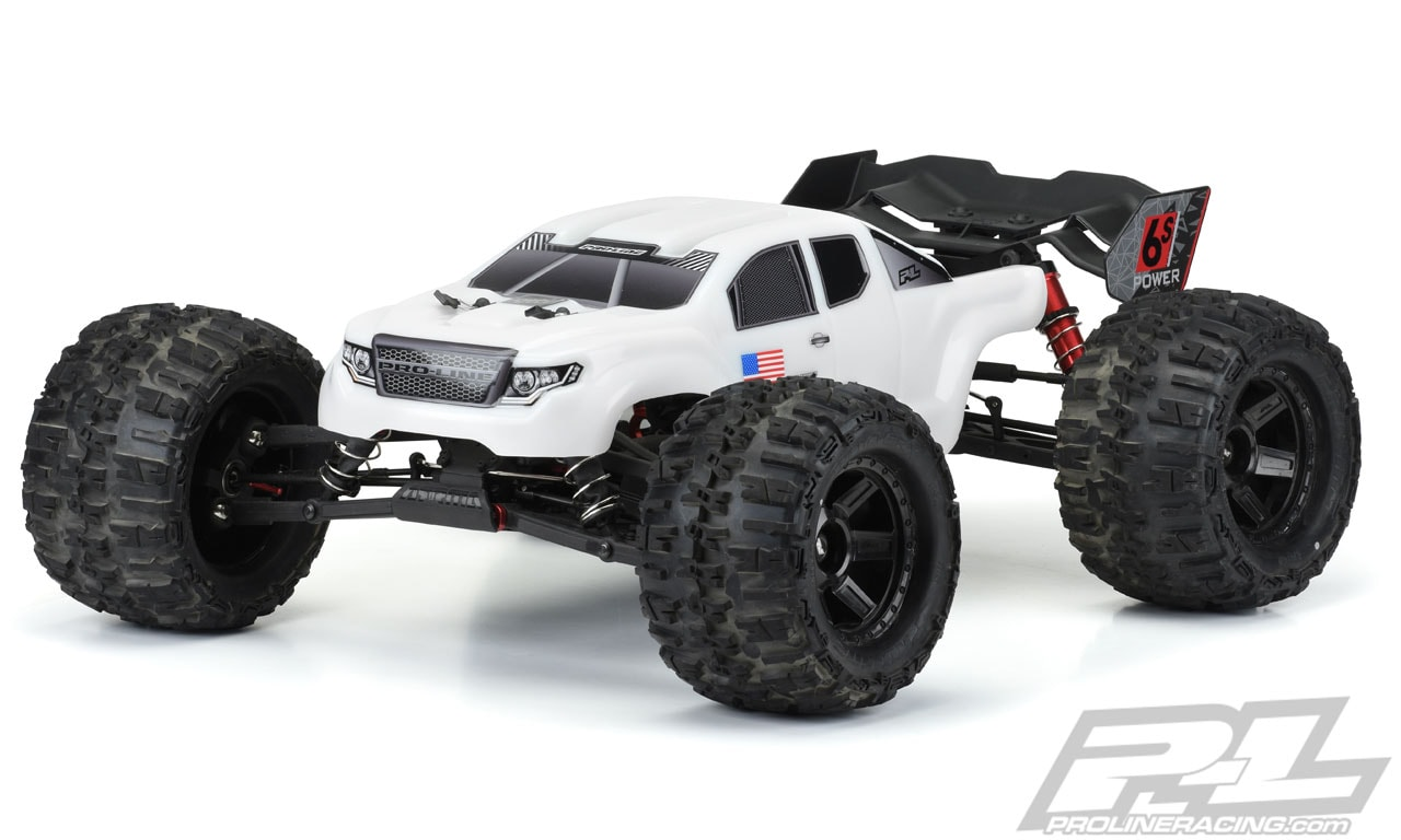 Toughen-up Your ARRMA Kraton with Pro-Line's Brute Bash Armor Body
