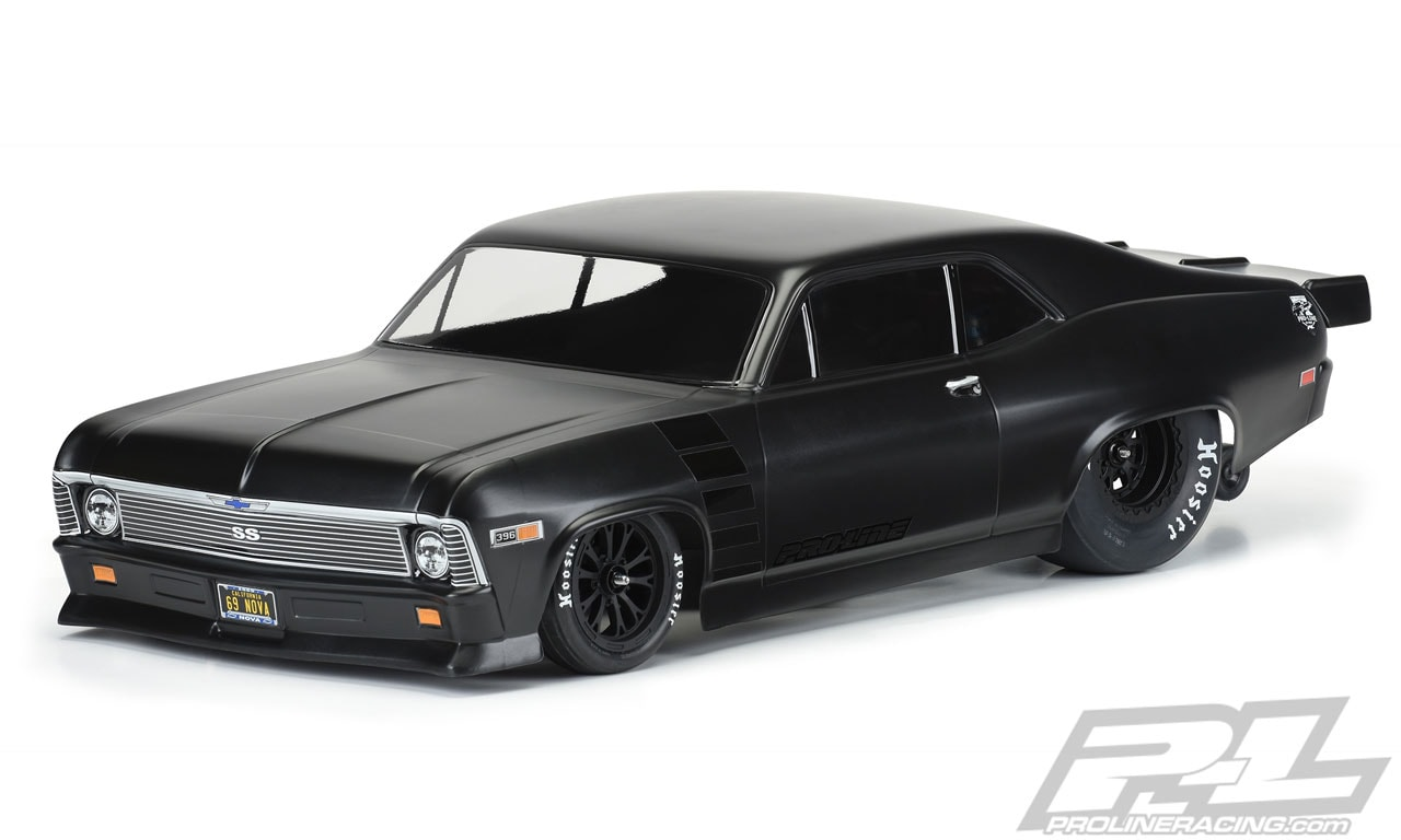 Pro-Line 1969 Chevy Nova Drag Car Body
