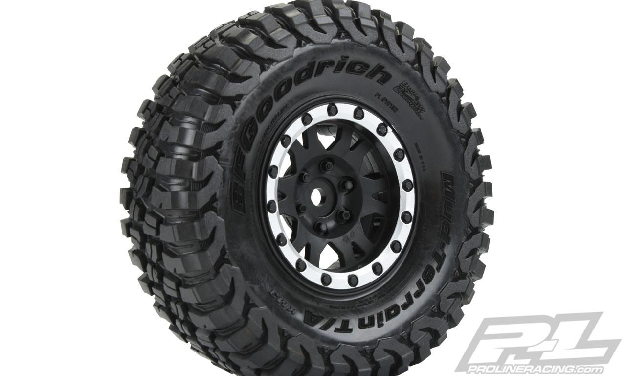 Pro-Line Releases Class 1 BFGoodrich Mud-Terrain T/A KM3 1.9″ Predator Tires