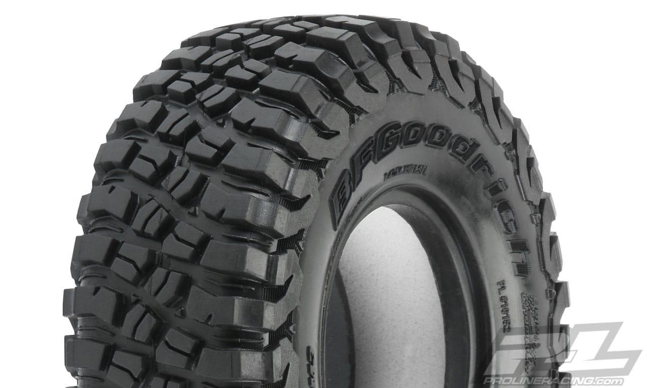 Pro-Line Class 1 BFGoodrich Mud-Terrain T/A KM3 1.9″ R/C Crawler Tires