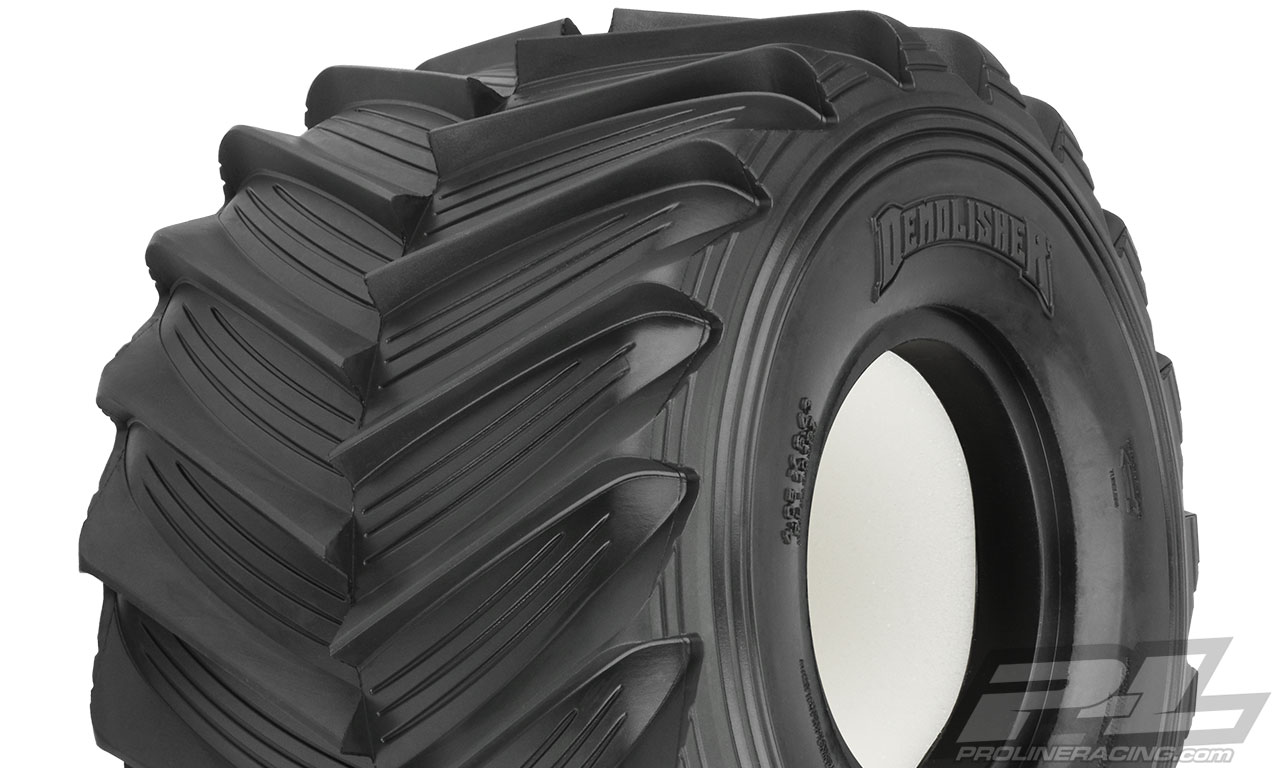 Pro-Line Demolisher All-Terrain Tires for the Losi LMT Monster Truck
